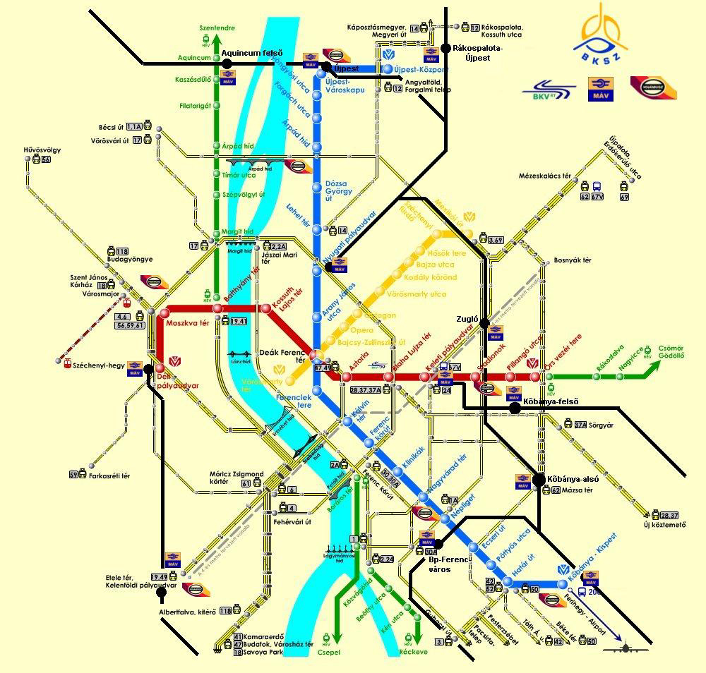 Budapests New Metro Line 4 Rick Steves Travel Forum