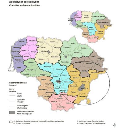 vilnius region
