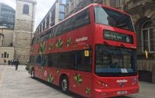 London to see a huge increase in electric double decker buses
