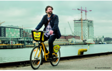 Helsinki : A record-breaking city bike season 2018