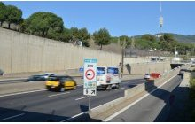 Barcelona Ring Roads Low Emission Zone