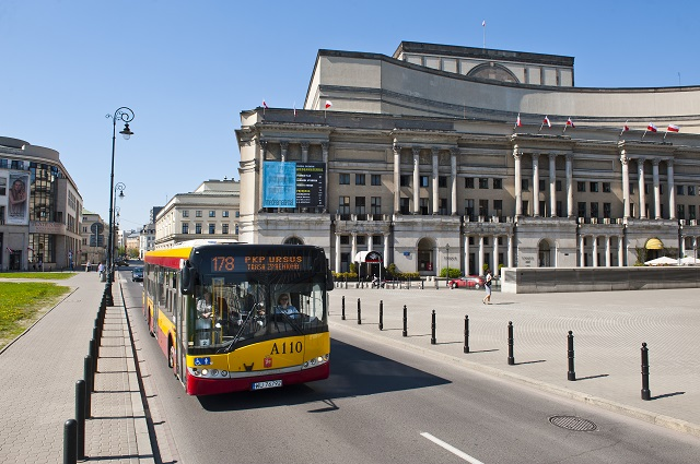 New criteria applicable to tenders for transport services in Warsaw