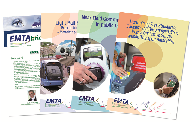 EMTA Reports & Surveys