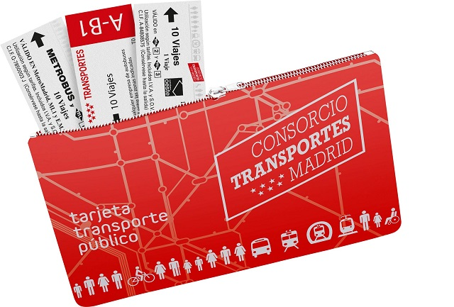 The Regional Transport Consortium of Madrid launches the Multi Card, the new contactless non-personal public transport card