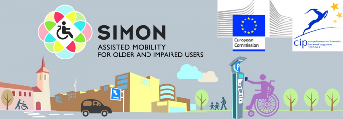 SIMON assisted mobility for older and impaired users