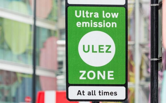 London's Ultra Low Emission Zone sees 74% compliance in first month