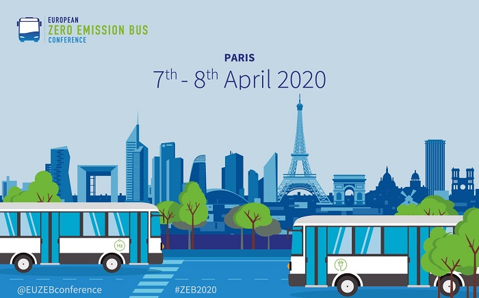 EMTA is happy to support the next European Zero Emission Bus Conference that will take place on 07-08. April 2020 in Paris (France).