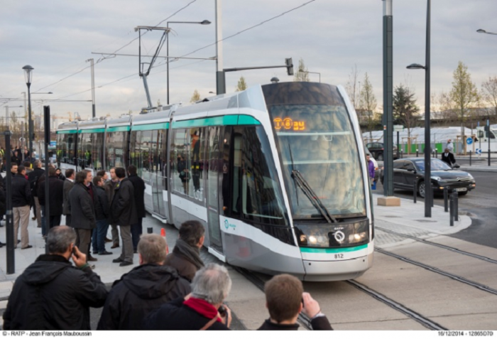 New progress for the tram network in Ile-de-France